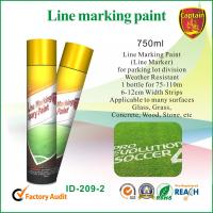 China Discrimination raciale rapide peinture de marqueur de jet pour le béton/asphalte/verre/bois wholesale