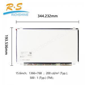 Buy cheap Pantalla LCD 1366*768, reemplazo LP156WHB - TPA1 del ordenador portátil de AUO from wholesalers