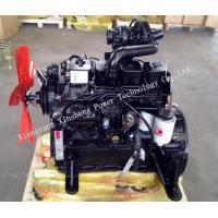 China Cummins Mechanical Diesel Engine 4B3.9-C100 Motor For Machinery Engineering 100HP wholesale
