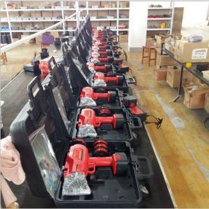 China Auto Steel Tying Machine / Rebar Tying Gun Building Construction Equipment wholesale