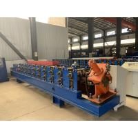 Metal Window Frame Door Frame Roll Forming Machine PLC Control Inventory Machine