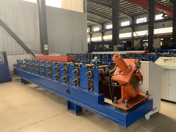 Quality Metal Window Frame Door Frame Roll Forming Machine PLC Control Inventory Machine for sale