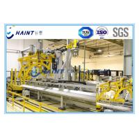 China Industrial Textile Roll Packing Machine , Chaint Roll Wrapping Machine wholesale