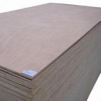 CARB certified plywood, used for furniture, packing and decoration