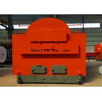 China Biomass Wood Chips Pellet Coal Fired Steam Boiler Manual Operation Type on sale