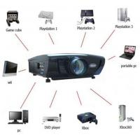 China New video LED projector for WII,PSP,DVD,Xbox360,DVD,PC wholesale