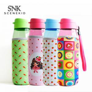 China Portable Neoprene 70mm*200mm Drink Bottle Sleeve wholesale