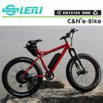 China Good quality fat tire electric bike 48V 1000W electric fat tire bike wholesale