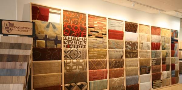 Carpet Display Racks