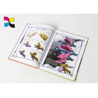 China Custom Hardcover Book Printing / Learning English Grammar Book CMYK Color wholesale