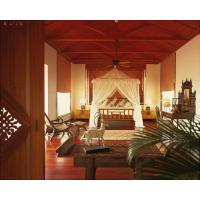 South East Asia Style Hotel Bedroom Furniture Sets With Custom Oak Veneer Holiday