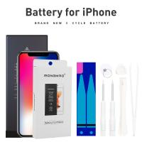 Zero Cycle Apple Iphone 5 Battery Li Polymer AAA Battery For Iphone 5 for sale
