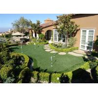 China Home Decorative Residential Artificial Grass Outdoor With High UV Stability wholesale