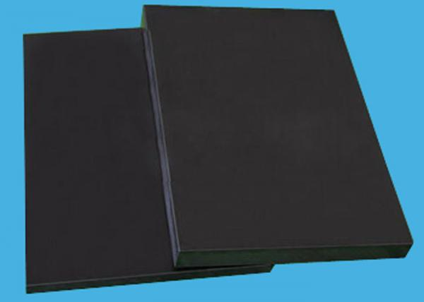 Quality Natural Material Glass Filled Black PPS Plastic sheet Chemical Resistance for sale