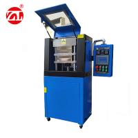 China Revision 20T Double Layer Hot Press Hydraulic Machine With Water Cooling on sale
