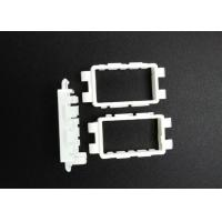 Anti - Ultraviolet Plastic Injection Molding Products 20 x15 mm Hard Frames for sale