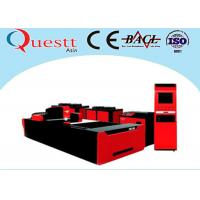 China CNC Laser Cutter For Plate Steel Copper 750W , Low Cost Laser Steel Cutting Machine wholesale