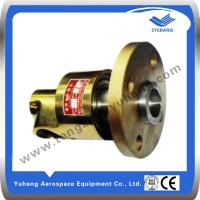 China HD-F25 high speed rotary joint,water rotary union,hydraulic swivel joint--copper joint wholesale