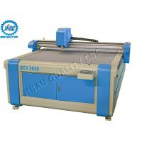 China CE Certificated CNC Knife Cutting Table Machine With Pneumatic Oscillating Knife Cutter wholesale