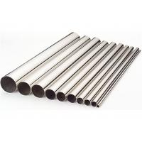 China Stainless Round Steel Pipes wholesale