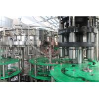China Isobaric Beer Bottling Equipment Automatically Filling And Sealing wholesale