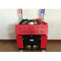 China Mobile Polyurethane Spray Machine 380V / 220V Voltage Coaxial Structure Design on sale