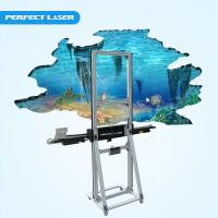 Buy cheap Portable Horizontal Direct Wall Inkjet Printer With Standard Fold Auto - from wholesalers