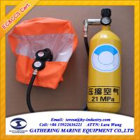 China 10mins Emergency Escape Breathing Device for sale wholesale