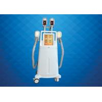China Fat Freezon Cryolipolysis Slimming Machine For Weight Loss , 4 Treatment Heads wholesale