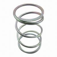 China Stainless Steel Compression Spring, Made of Various Materials wholesale