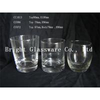 China 2015 hot sale clear wine glasses whiskey glasses beer mug for wholesale on sale