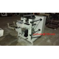 China High Speed Paper Cutting / Adhesive Tape Slitting Machine With Automatic Counting on sale