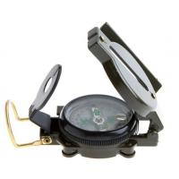 China Portable Outdoor Army Green Compass wholesale