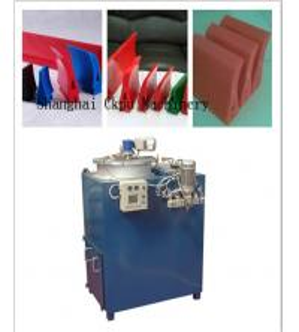 China polyurethane cleaner casting machine on sale