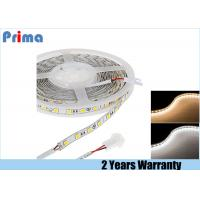 China Dimmable 24V Led Light TapeWith LC2 Connector 455 Lumen / Foot Total 70 Watt wholesale