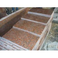 China Granite Flooring and Wall tiles (Maple Red G562) on sale