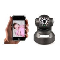 China High Resolution 1.0 Megapixel CMOS 720P Wifi Baby Monitors With Two Way Audio on sale