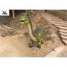 China Amusement Park Dinosaur Garden Decor Animatronic Brachiosaurus Display wholesale