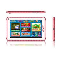 China 7'' kids learning tablet with Android 4.2 , Blue / Yellow / Green / Red / Pink wholesale