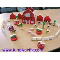 China Closeout,  Stocklot Of Wooden Toys on sale