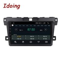 China Idoing 1Din 2.5D IPS Screen Car Android8.0 Radio Video Multimedia Player Fit Mazda CX-7 CX 7 CX7 4G+64G GPS Navigation F wholesale