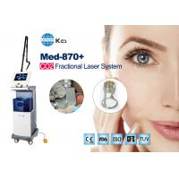 China Skin Resurfacing Laser Equipment Co2 Fractional Laser Scar Acne Removal Machine MED-870+ wholesale