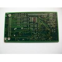 China HASL CNC double-sided prototyping MC CEM-3 8 mil BGA Pitch pcb board wholesale