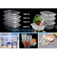 China Transparent plastic fresh-keeping food storage container,plastic food lunch box,Food Portions box Perfect Portions food wholesale