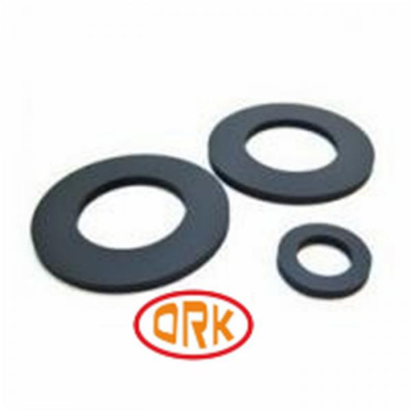 Quality High Temp Flat Ring Automotive Gasket Economical Min 250% Elongation for sale
