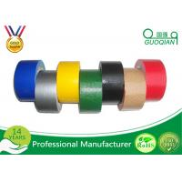China Single Side Cloth Duct Tape White Color Cloth Material Ducting Tape For Photo Studio Workshop wholesale