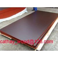 China Concrete Shuttering Film Faced Plywood on sale