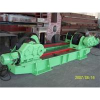 China HGK 60 New Automatic Tank Turning Rolls , Conventional Welding Heavy Duty Pipe Rollers wholesale