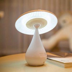 China LED Mushroom Lamp Air Purifier for Home USB Anion Purifier Ozonizer Air Cleaner Air Ionizer wholesale