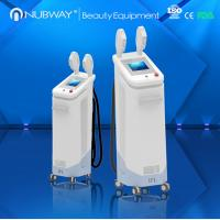 NUBway 3 in 1 High quality shr ipl Elight laser hair removal machine